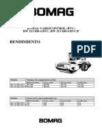Bw 213 Dh-4 Bvc Spec Esp