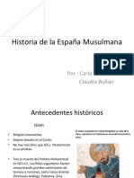 Historia de la España Musulmana