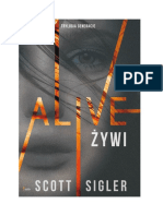 Alive-Żywi - Scott Sigler