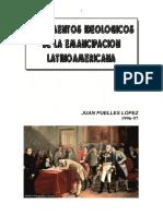 Emancipación Latinoamericana