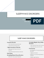 Sleep Wake Disorders 2.Pptx
