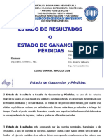 Estadios financieros y analisis