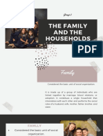 Family and Households
