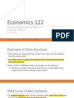 Econ 122 Lecture 8 Debt Securities 4