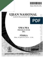 ujian nasional fisika