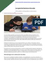 La Educación Inclusiva Supera Las Barreras en Las Aulas