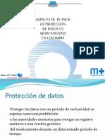 Impacto 10 Años Proteccion Datos de Prueba