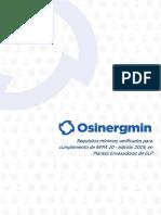 Almacenamiento DT Requisitos Minimos Cumplimiento NFPA 20 PE GLP