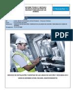 Informe de Sutento Tecnico de Adicional