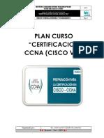 Plan de Curso Certificacion Cisco 2019