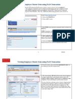 PA20 View Employee Master Data QRG