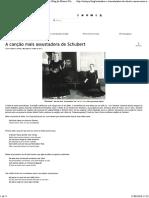 A Canção Mais Assustadora de Schubert _ Euterpe – Blog de Música Clássica