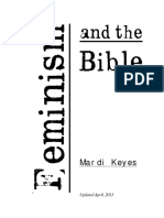 Mardi Keyes - Feminism and the Bible [2013].pdf