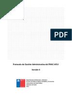 Protocolo APLV