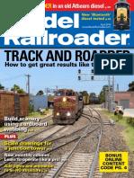 2016-04 Model Railroader Magazine