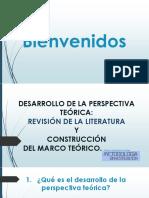 Diapositiva - Desarrollo de La Perspectiva Teórica.