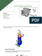 Sistema de Inyeccion Directa de Combustible