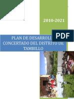 Pdc Tambillo 2010-2021