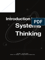 Systems Thinking Booklet 2019