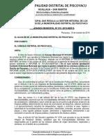 03. Proyecto de Ordenanza Que Regula La Gym-md -Dgrs (2)