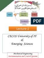 2-Lecture Control Generalized Block Diagrams-1