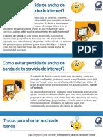 Como evitar perdida de tu capacidad de internet....pdf