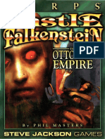 GURPS - Castle Falkenstein - The Ottoman Empire