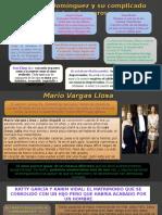 Primera Parte Mario Vargas Llosa Katty Gracia