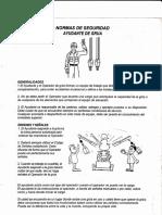 Normas de seguridad para ayudantes de gruas.pdf · versión 1.pdf