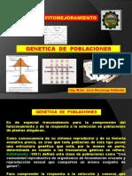 Fitomejoramiento - Genetica de Poblaciones 1