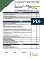 Formato Auditoría Interna