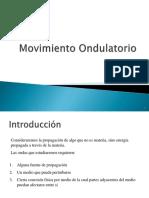 6. Movimiento Ondulatorio