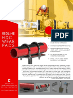 Cogbill Construction - RedLine HDC Wear Pads Brochure