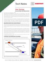 Ultrasonic Flow Meters Offer Accurate Water Flow Measurement