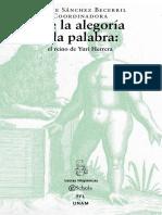 De La Alegoría a La Palabra_ El Reino de Yuri Herrera PDF (EIPE)