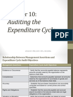 Expenditure Cycle Part 2