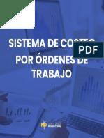 Manual Sistema de Costeo por Órdenes de Trabajo