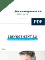 Introducción Al Management 3.0