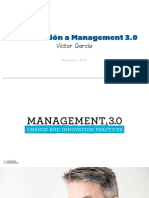 Introducción Al Management 3.0
