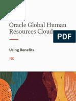 Benefits HCM Cloud