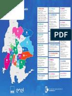 Volantin Seguro 2018 Mapa Zonas Seguras