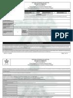 Reporte Proyecto Formativo