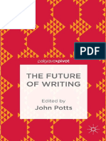 Book TheFutureOfWriting