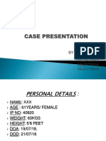 CASE PRESENTATION on acute colitis.pptx
