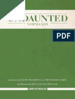 LR Undaunted Normandy Rulebook Spanish