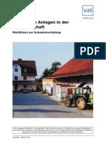 Elektrische Anlage in Der Landwirtschaft