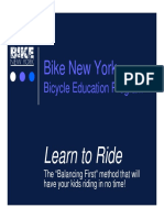 Bny Learn to Ride