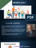 Teoría ERC de Clyton Alderfer