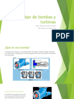 bombas y turbinas