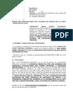 Demanda de Divorcio Djorge Gomez Calderon Terminada